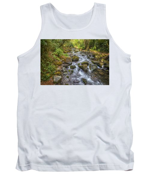 Savegre River - Costa Rica 3 Tank Top