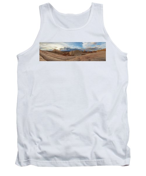 Tank Top featuring the photograph Savor The Solitude by Dustin LeFevre