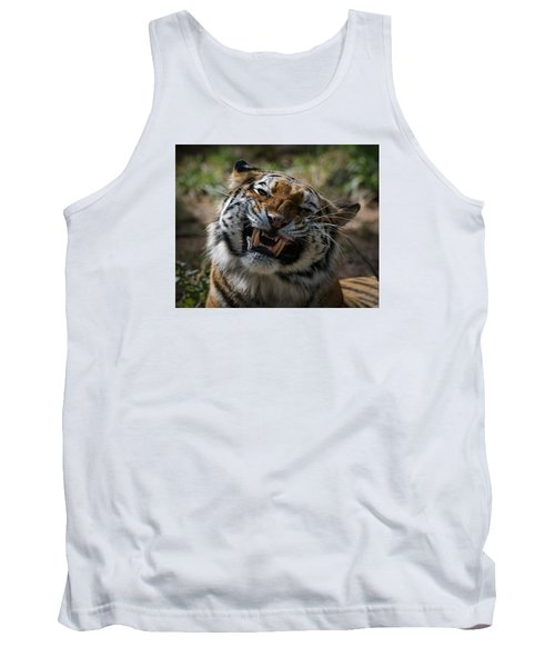 Say Cheese Tank Top by Ernie Echols