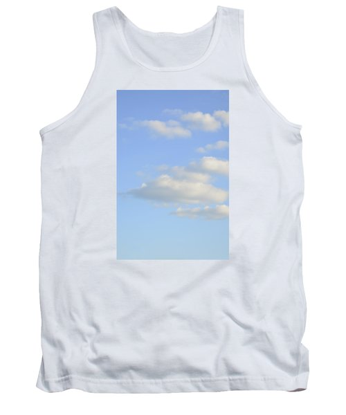 Say Vertical Tank Top