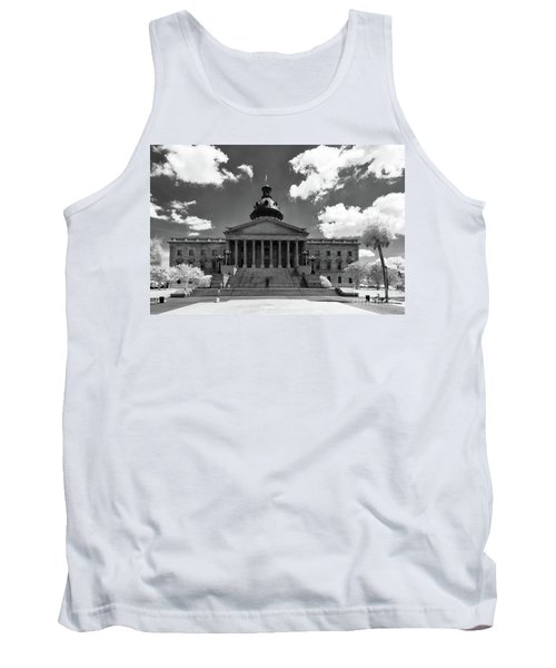 Sc State House - Ir Tank Top