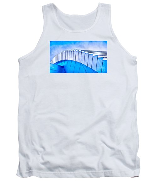 Scaped Glamour Tank Top