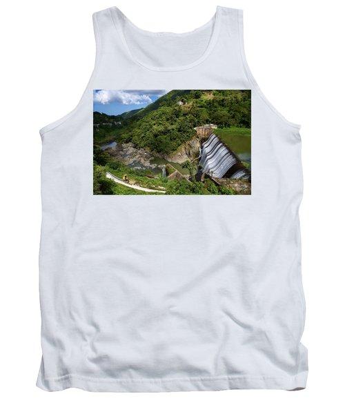 Scenic Puerto Rico  Tank Top