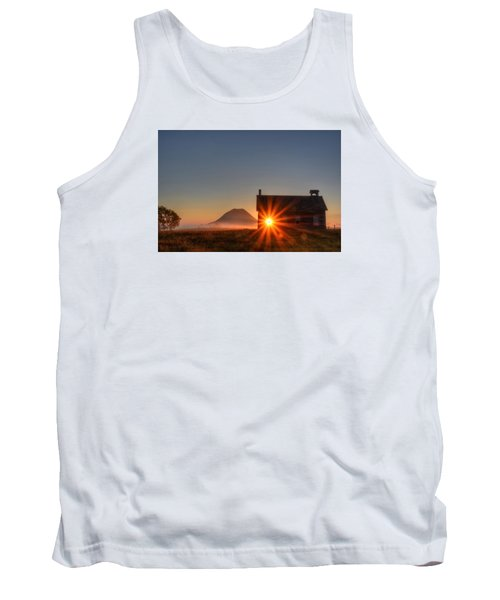 Schoolhouse Sunburst Tank Top