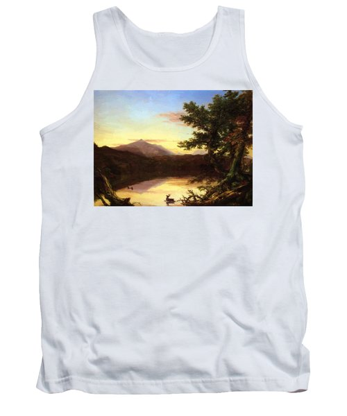 Schroon Lake 1840 Tank Top