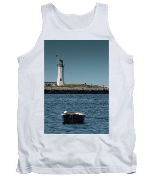 Scituate Lighthouse Tank Top