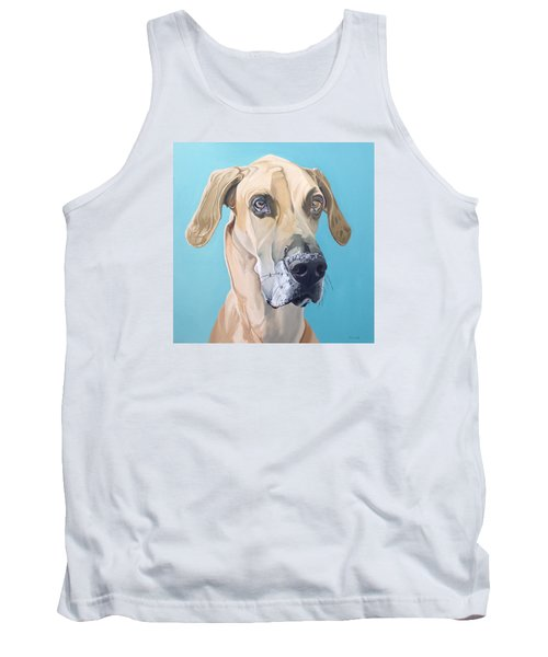 Scooby Tank Top by Nathan Rhoads