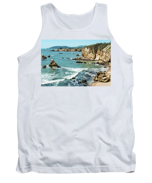 Sea And Cliffs Tank Top