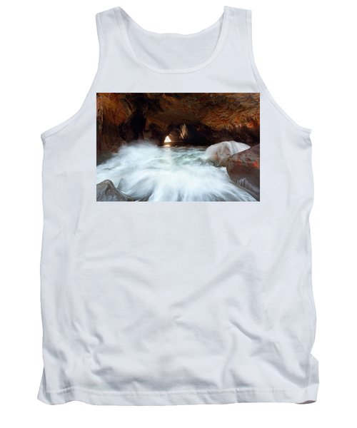 Sea Cave Tank Top