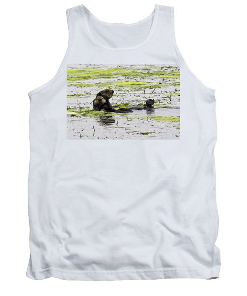 Sea Otters 1 Tank Top
