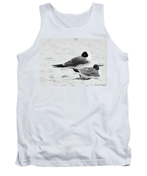 Seagull Nap Time Tank Top