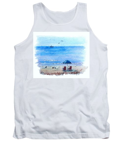 Seagulls Tank Top