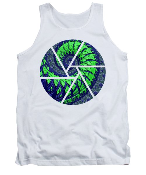 Seahawks Spiral Tank Top