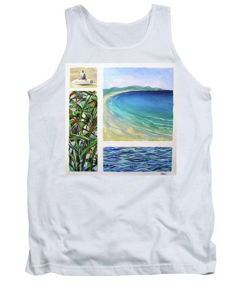 Seaside Memories Tank Top by Chris Hobel