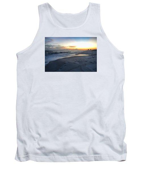 Seaside Sunset Tank Top