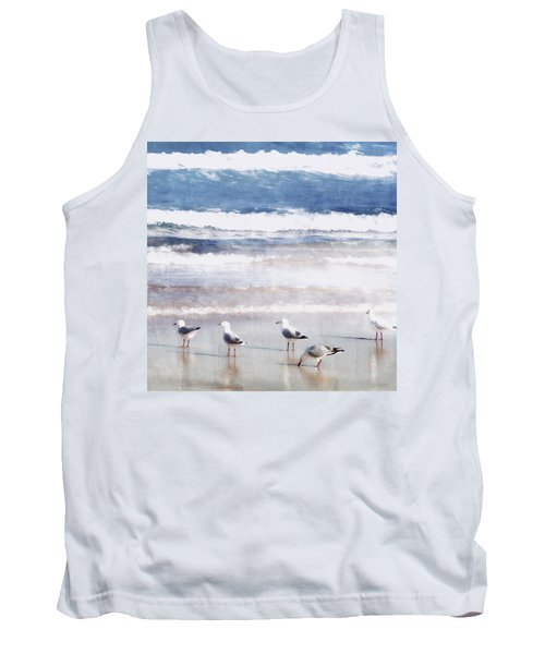 Seaspray Tank Top by Holly Kempe