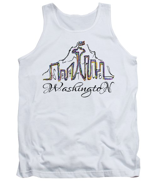 Seattle Tank Top