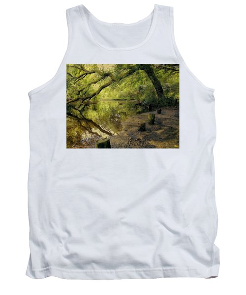 Secluded Sanctuary Tank Top