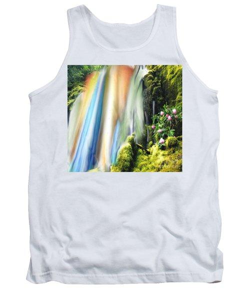 Secret Waterfall Of Life Tank Top