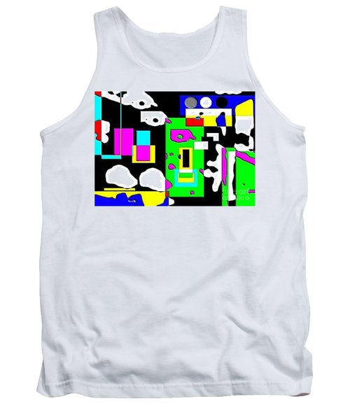 Secrets Of The Sea Tank Top
