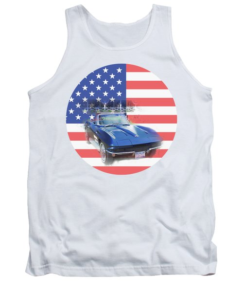 See The Usa Tank Top