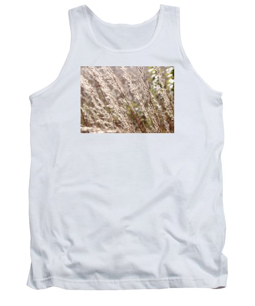 Seeds Of Autumn Tank Top