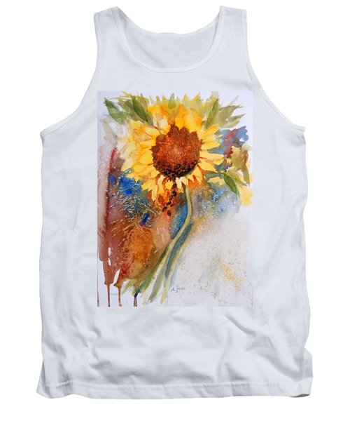 Seeds Of The Sun Tank Top