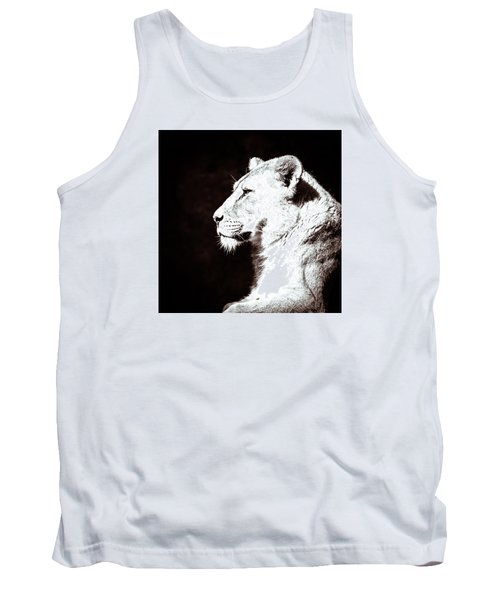 Tank Top featuring the photograph Seeing Double I by Wade Brooks