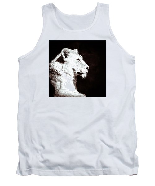 Tank Top featuring the photograph Seeing Double II by Wade Brooks