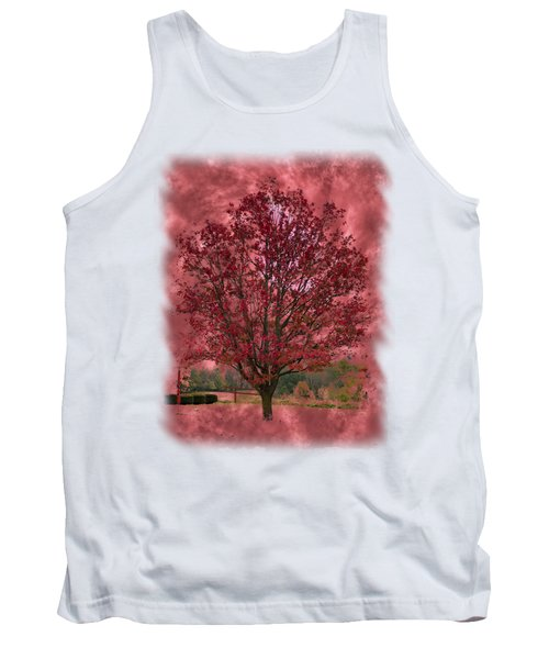 Seeing Red 2 Tank Top