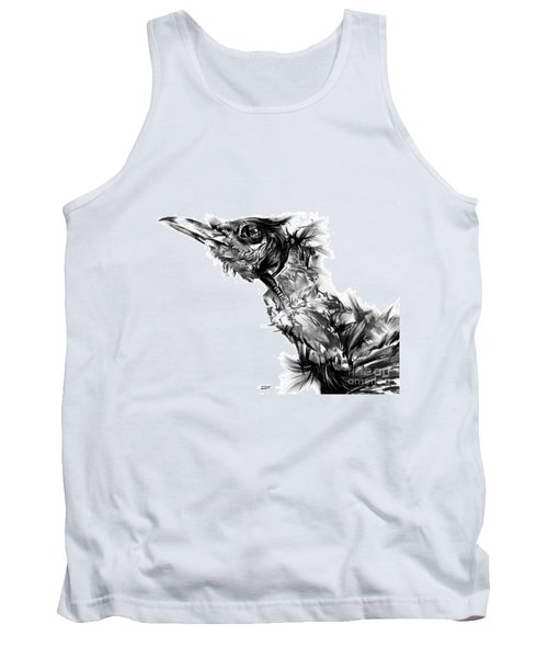 Senescence 5 Tank Top