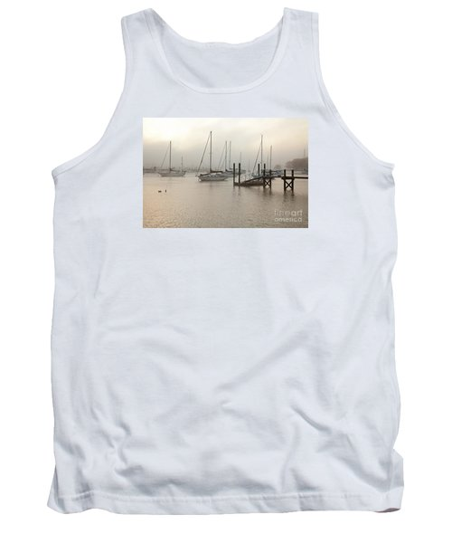 September Fog I Tank Top
