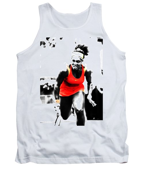 Serena Williams Go Get It Tank Top