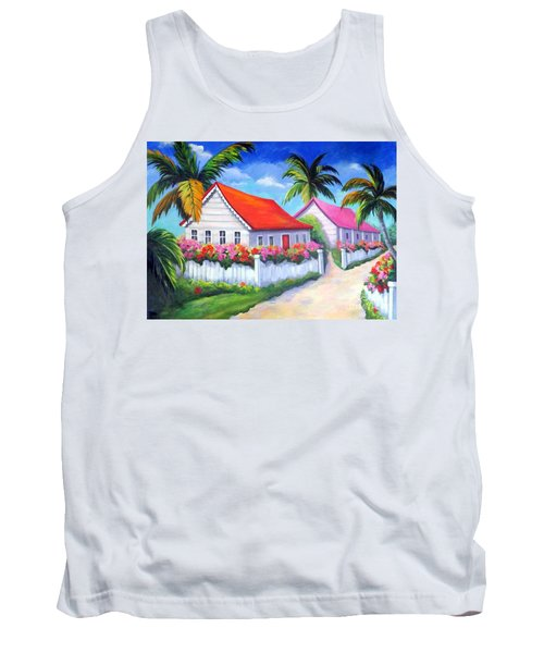 Serenity In Paradise Tank Top