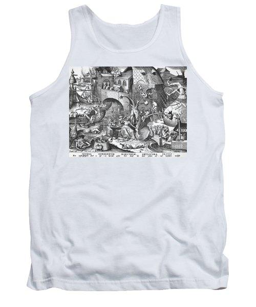 Seven Deadly Sins, 1558 Tank Top
