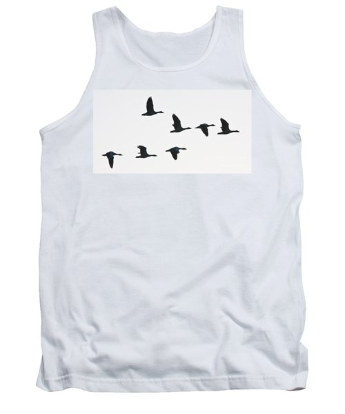 Sevenfold Geese Tank Top