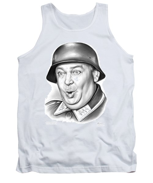 Sgt Schultz Tank Top