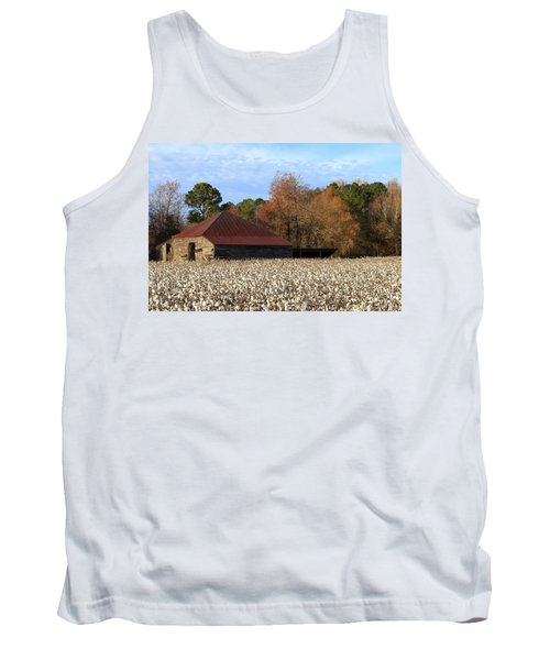 Shack In The Field Tank Top