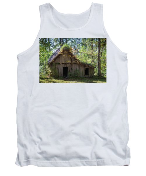 Shack In The Woods Tank Top