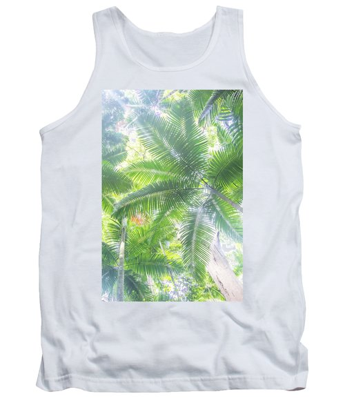 Shade Of Eden  Tank Top