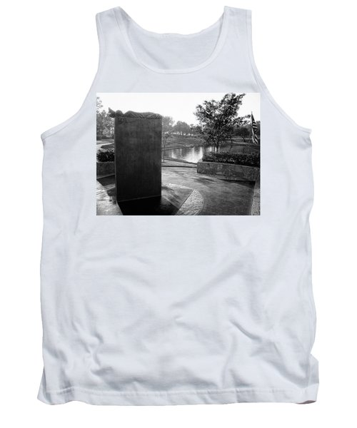 Shadow Of Heroes Tank Top