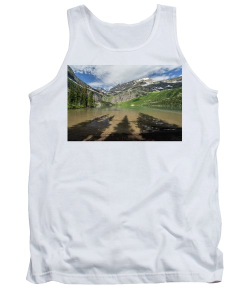 Shadows Tank Top