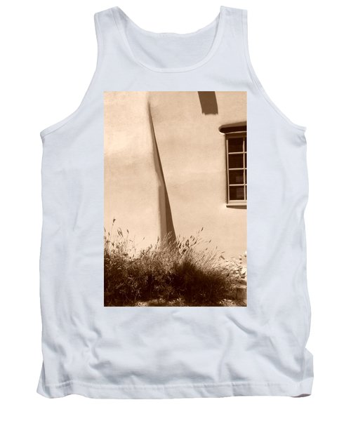 Shadows And Light In Santa Fe Tank Top