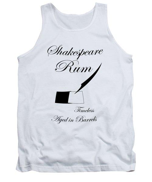 Shakespeare Tank Top