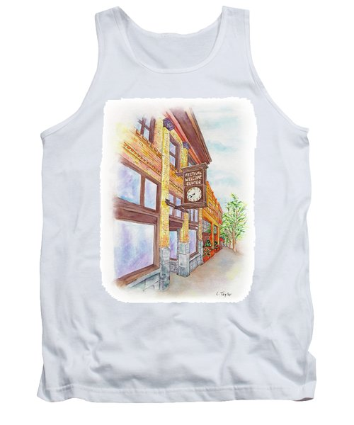 Shakespeare Time Tank Top