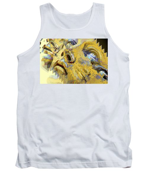 Shattered Illusions Tank Top