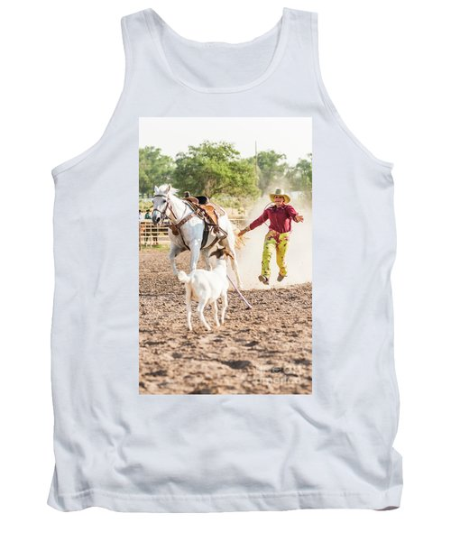 Shawnee Sagers Goat Roping Competition Tank Top