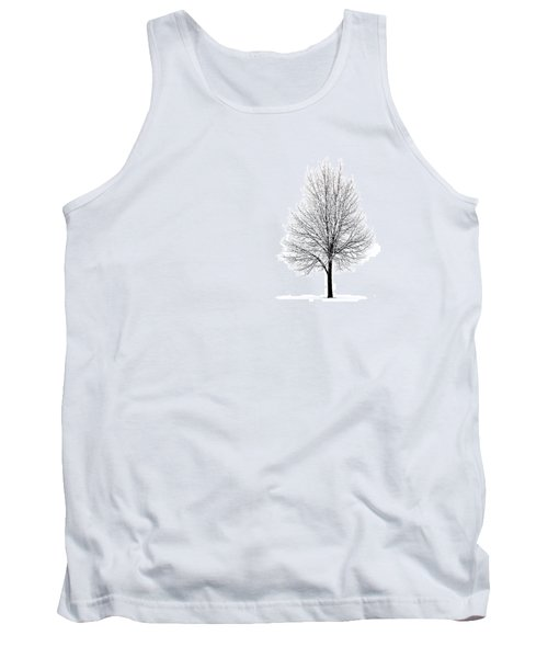 Tank Top featuring the photograph She Said She'd Come by Yvette Van Teeffelen