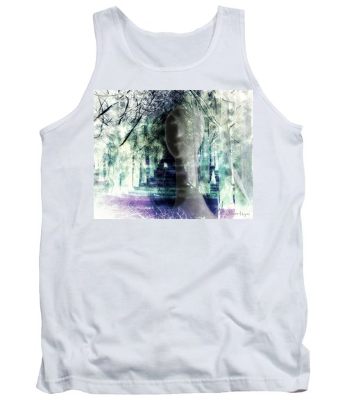 She Thought She's Never Be Alone Again Tank Top