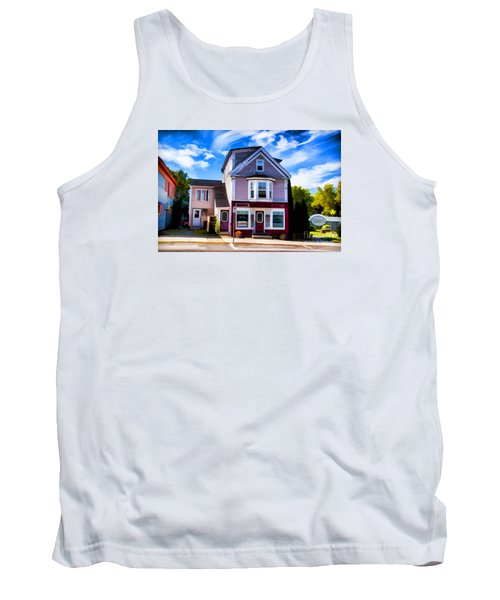 Shelbourne Bakery Tank Top by Rick Bragan